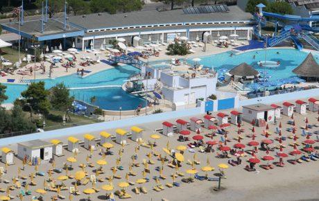 Spiaggia - Hotel Stella Maris Grado